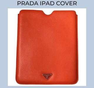 Prada ipad case (Reduced)