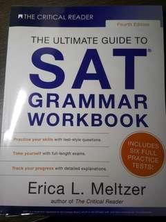 The Critical Reader: The Ultimate Guide to SAT Grammar Workbook (Fourth Edition) [by Erica L. Meltzer]