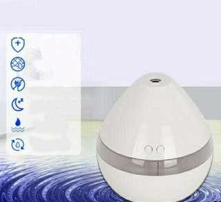 🚚 USB Air Humidifier 300ml