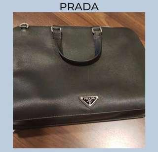 Prada document bag (Reduced)