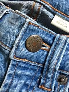 JCREW Highwaist Jeans