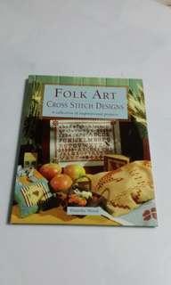 Folk Art Cross Stitch Designs