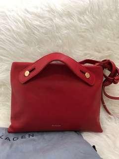 100% Authentic Tas Skagen Mini Mikkelin Bag