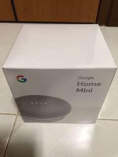 🚚 Google home mini grey