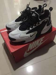 🚚 原價三千多 Nike zoom 2k 老爹鞋 超新 us9 熊貓鞋