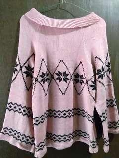 Sabrina sweater