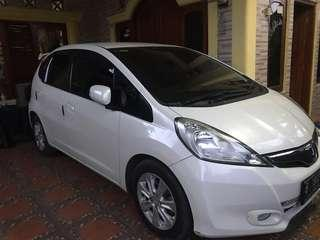 Honda jazz 2013 automatic