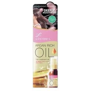 (U.P:$16.90)ARGAN RICH OIL HAIR TREATMENT OIL 60ML
