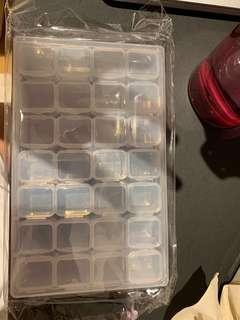 🚚 Earrings Organization Box