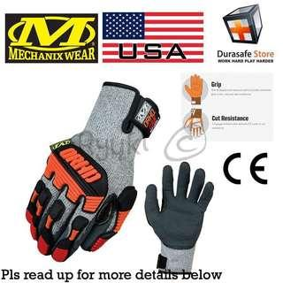 ORHD KNIT CR5 Safety Gloves