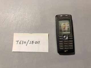 Sony Ericsson T630 - SE011 Dummy Phone  原廠手機模型 經典手機型號  電影電視道具,陳列,珍藏紀念, 回憶那些年我們用過的手機
