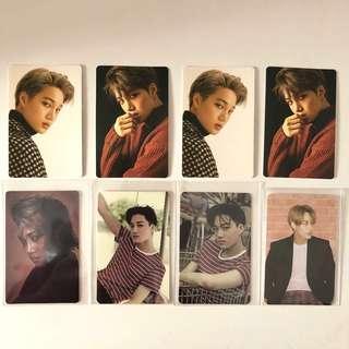 exo kai / jongin official pc sales