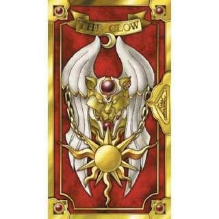 🚚 全新絕版:復刻庫洛魔法使 小櫻 木之本櫻 庫洛牌