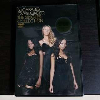 SUGABABES Overloaded The Singles Collection DVD Music Videos