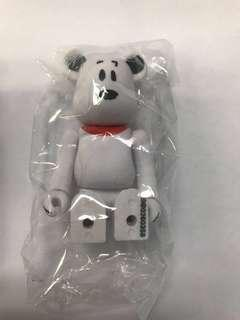 Bearbrick series 36 snoopy toy figurine by medicom