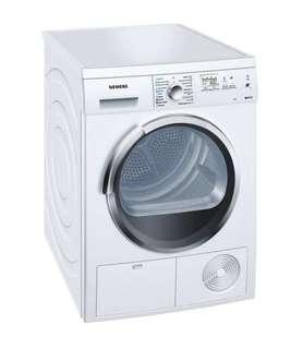 西門子 8公斤 iQ500 乾衣機 白色 WT46S592HK Siemens