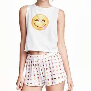 H&M Pyjamas (SHORTS ONLY)