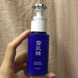 日本kose 雪肌精乳液70ml