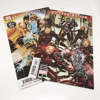 Extermination #1 and #2