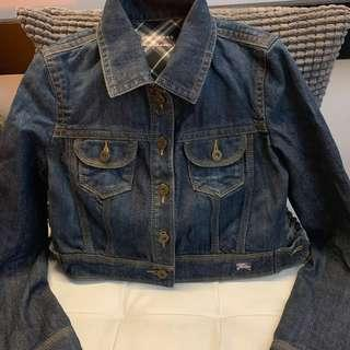 Denim jacket Burberry