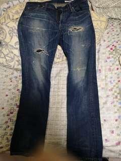 日牌Edwins 牛仔褲Jeans