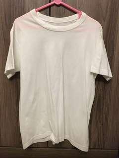 🚚 basic white top
