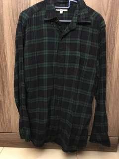 🚚 uniqlo flannel shirt