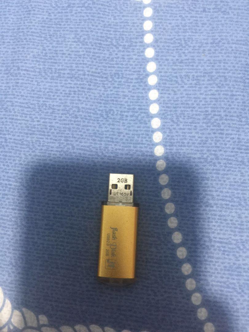 二手 2GB  USB