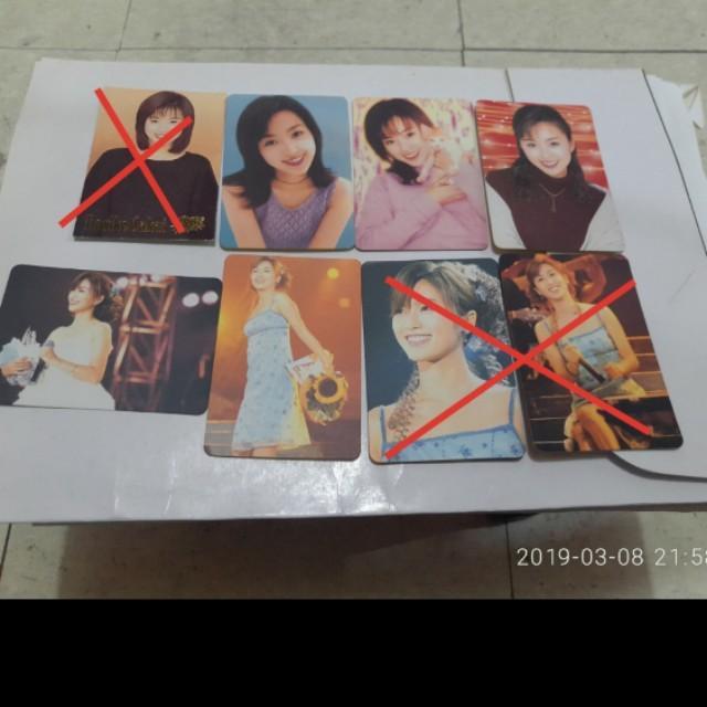 酒井法子 yes card
