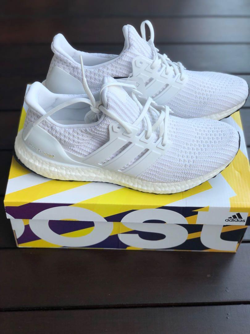 439d3fde7 Adidas Ultraboost Triple White