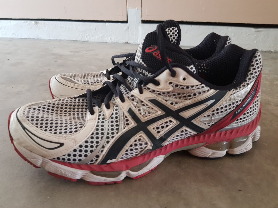 59c8d8bd58 Asics gel nimbus 13, Men's Fashion, Footwear, Sneakers on Carousell