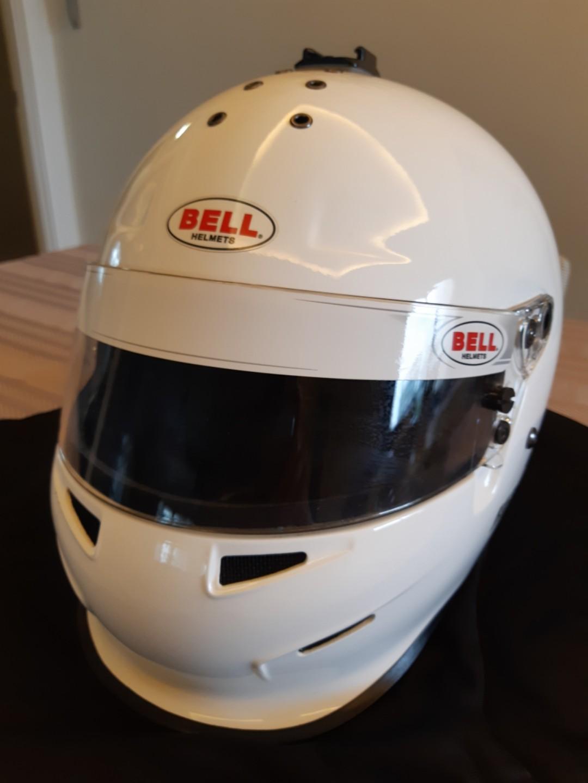 773633a7 Bell Karting Helmet RS3-K, Motorbikes, Motorbike Accessories on ...
