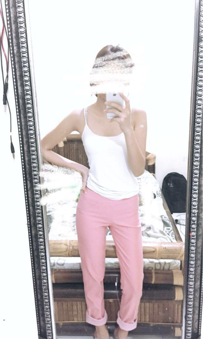celana soft pink