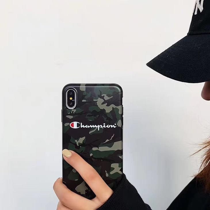b8139515d19f45 Champion Phone Case, Mobile Phones & Tablets, Mobile & Tablet Accessories,  Cases & Sleeves on Carousell