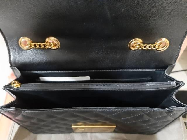 Charles and Keith Long Chain Bag