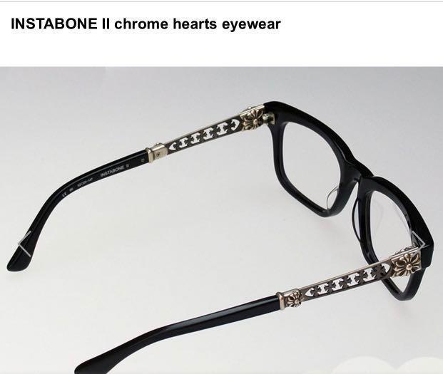 ba65fd6e271 Chrome Hearts Instabone II glasses