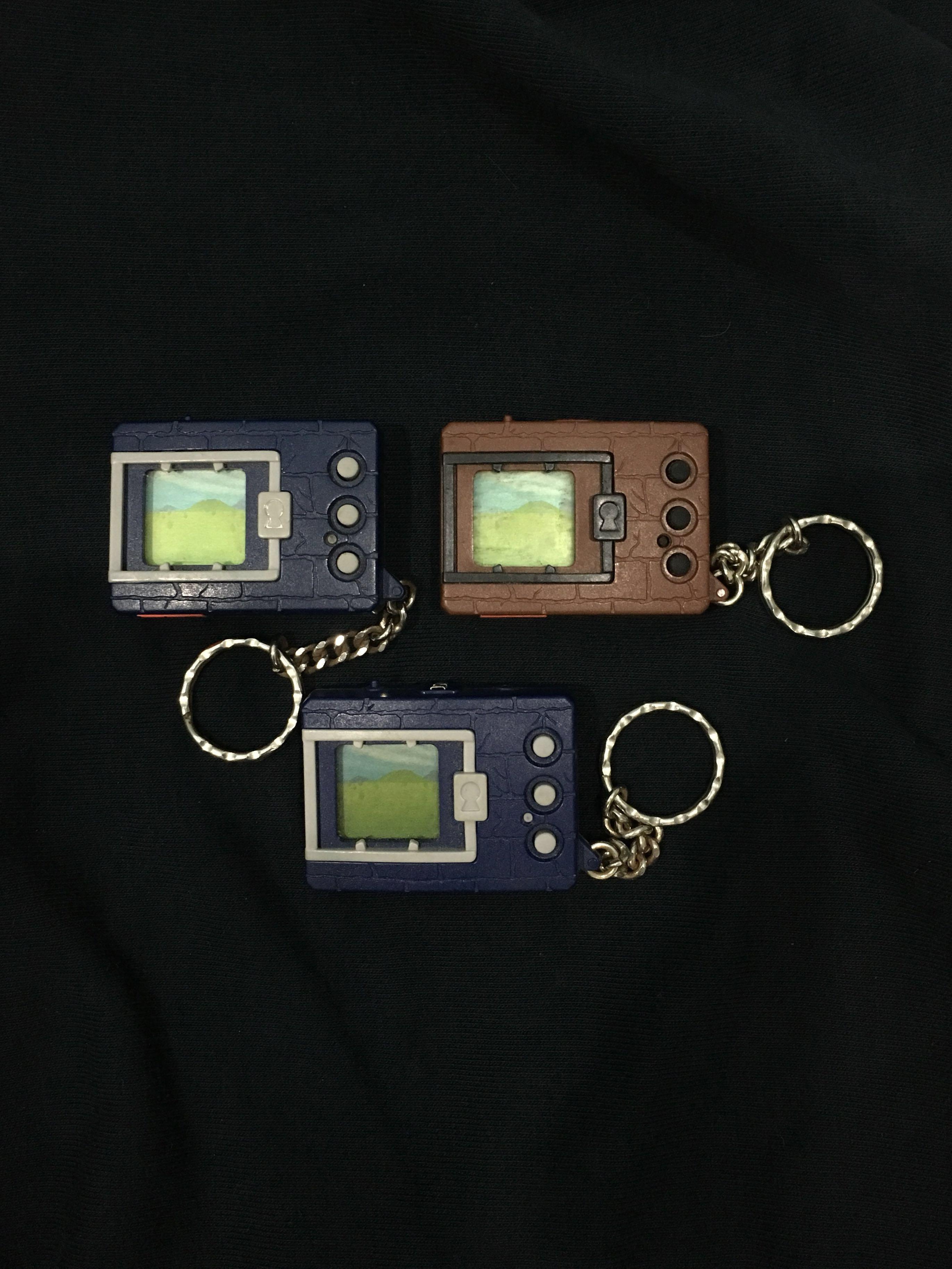 Digimon vpet 1997