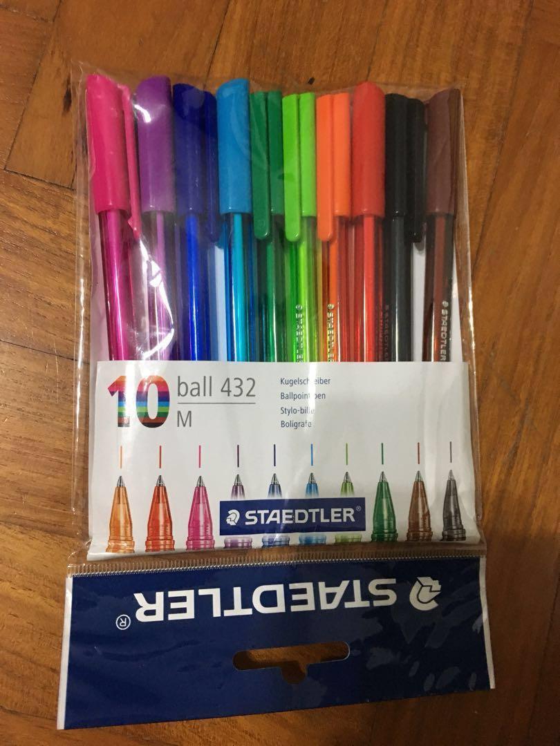 (Free mail) Colour Pens