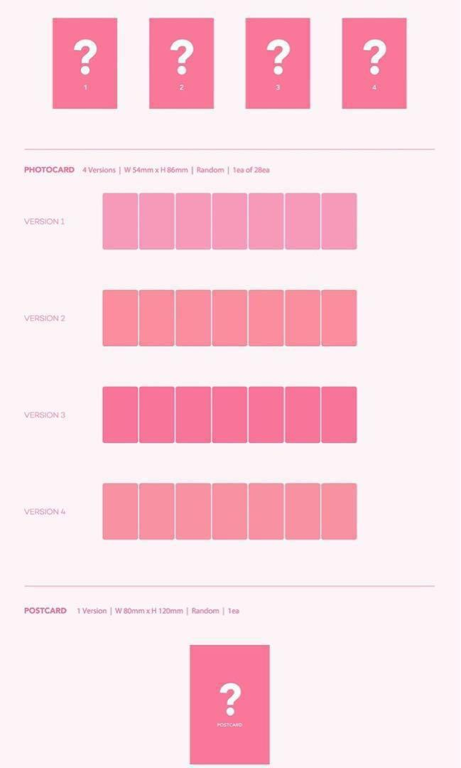 [G.O|PRE-ORDER] BTS MAP OF THE SOUL : PERSONA Album Official