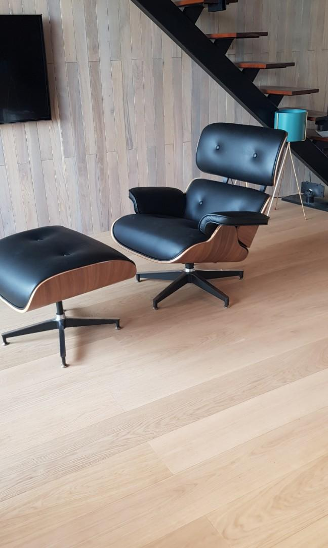 Strange Herman Miller Eames Lounge Chair Furniture Sofas On Carousell Creativecarmelina Interior Chair Design Creativecarmelinacom
