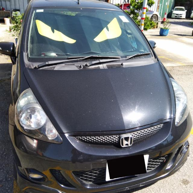 Honda Jazz Ex 黑色 2007