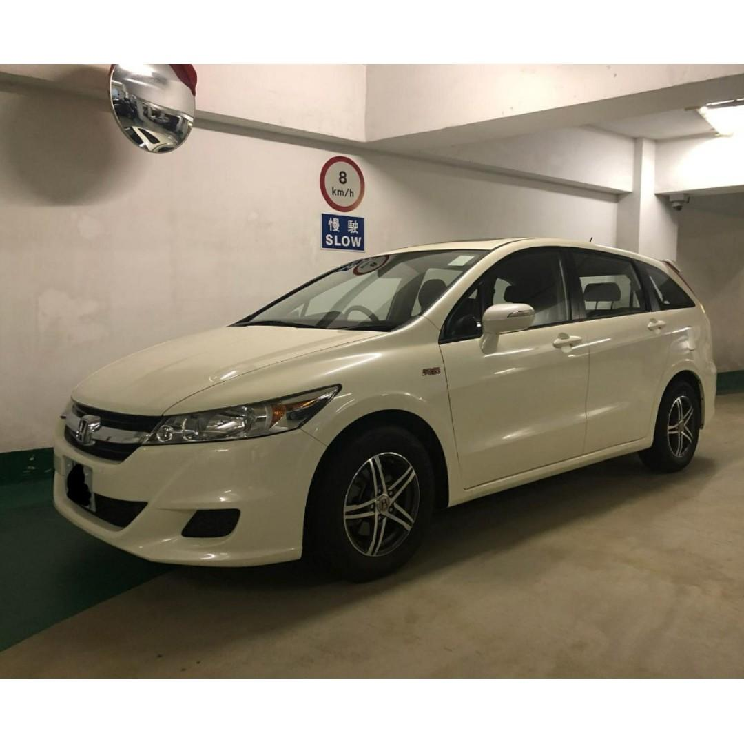 HONDA STREAM 1.8 RS 2012