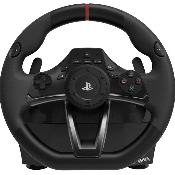 9879d212add Hori 🔥🔥🔥 HORI Racing Wheel Apex for PlayStation 4/3, and PC 4.1 ...