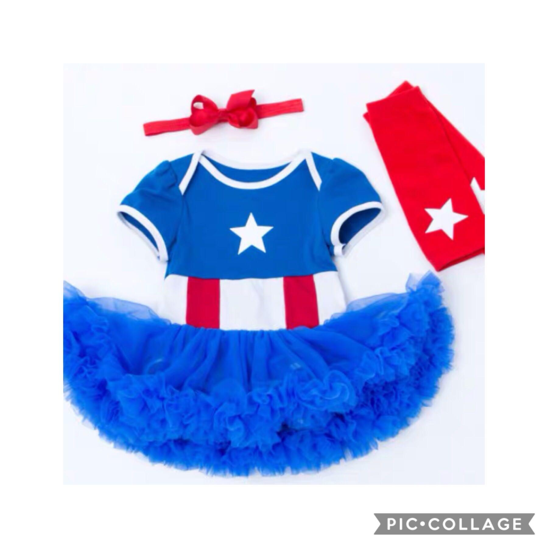 In Stock Baby Captain America Costume Captain Marvel Costume Girl Toddler Superhero Costume Baby Girl Superhero Costume Babies Kids Babies Apparel On Carousell And, for captain marvel, he led a team of equally talented artists including jackson sze, ian joyner, anthony francisco, adam ross, tully summers because captain marvel is part of an elite military force, the kree, the design team wanted to create a military space suit that looked like it could endure. in stock baby captain america costume captain marvel costume girl toddler superhero costume baby girl superhero costume