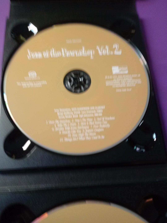 Jazz At The Pawnshop 30th Anniversary 3CD (SACD)+DVD 9成新