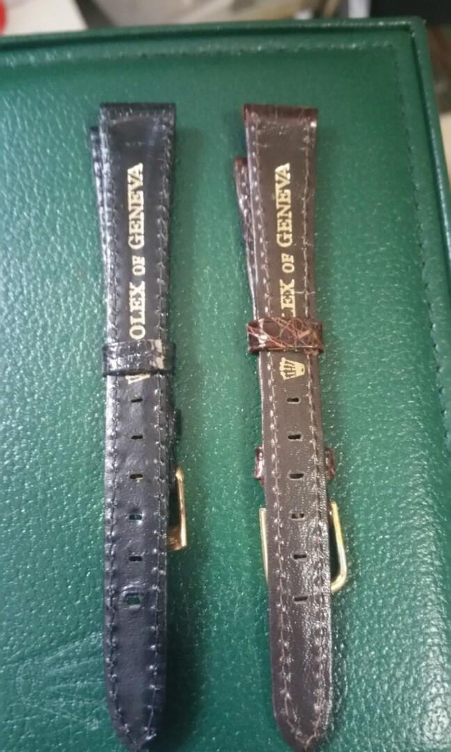 Lady leather strap