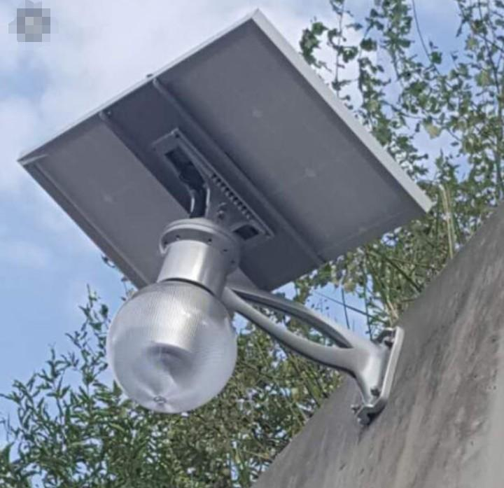 LAMPU SOLAR MOONLIGHT
