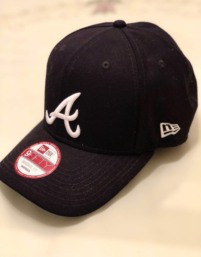 [全新正貨!]New Era NY cap with 'A' (男女適用)