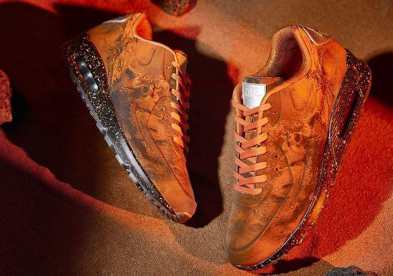 66a50e198f PO : Nike Air Max 90 - Mars Landing, Men's Fashion, Footwear ...