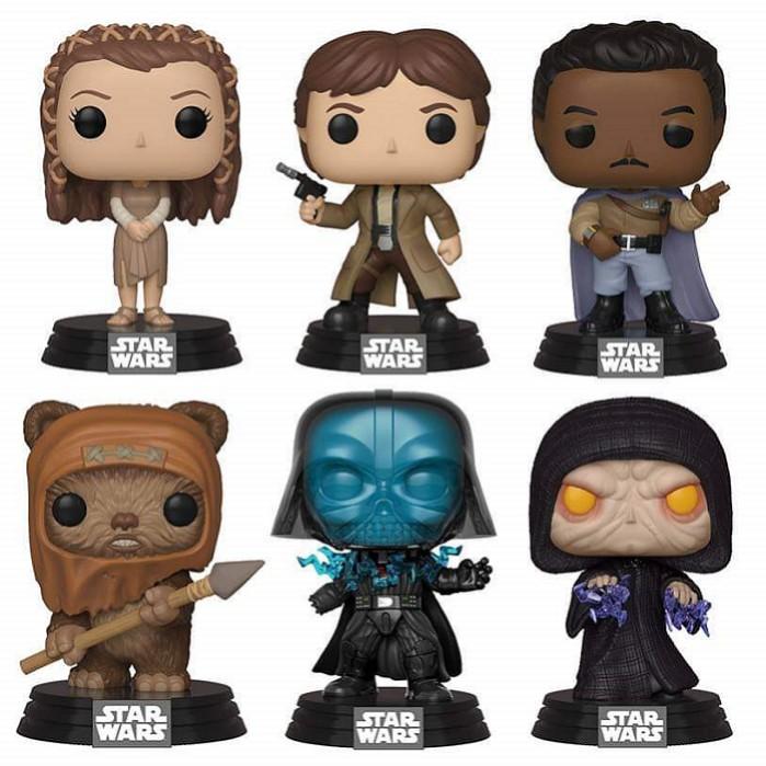General Lando Calrissian Star Wars Return of the Jedi Funko POP